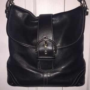 Coach G3S-9481 Women's Leather Shoulder/Crossbody